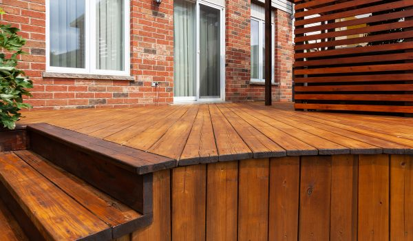 The Benefits Of Using Bamboo Decking